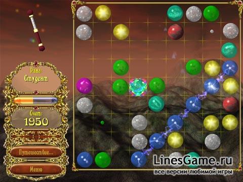 Играть бесплатно в игру Волшебные пузыри онлайн